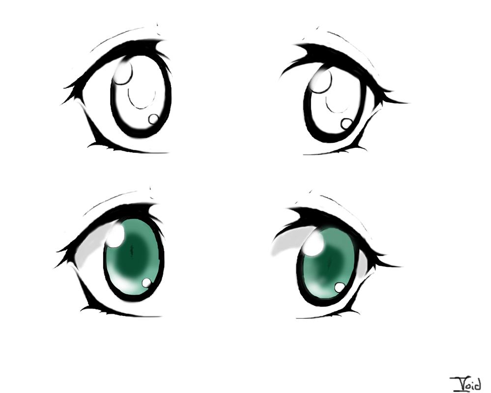 anime eyes clipart - photo #49