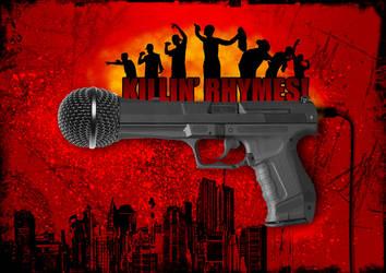 Killin Rhymes by Bokula