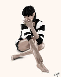 Keri Hilson by Bokula