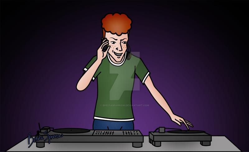 Rude Awakening - DJ Upchuck by breitasparrow