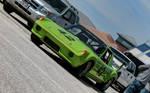 Porsche Green SCCA by rimete