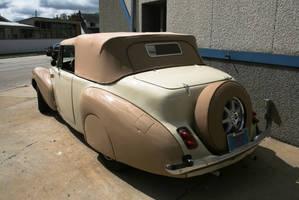 1941 Lincoln angle two