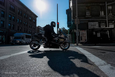 Shadow Rider by rimete