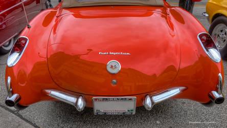 57 Corvette FI by rimete