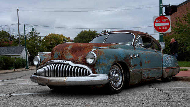 Buick Rat 3/4 View by rimete