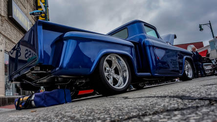 Chevy Pickup - Best of Show