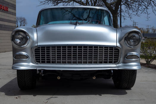 Chevy 1955 (Build In Progress) Front