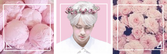Pink Jin Aesthetic Divider by 6BTs