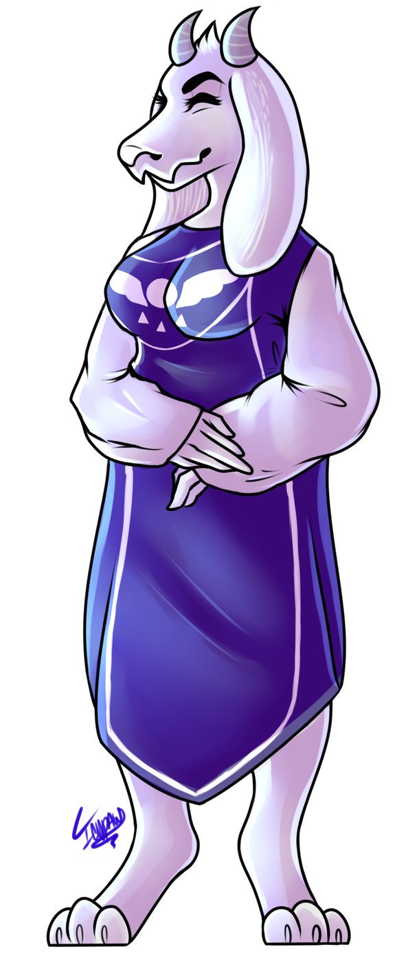 ~Undertale: Toriel~ by Cuteicypaw