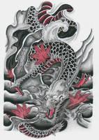 Maple Dragon by ryanschipper89