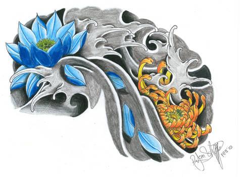 Lotus and Kiku Commission