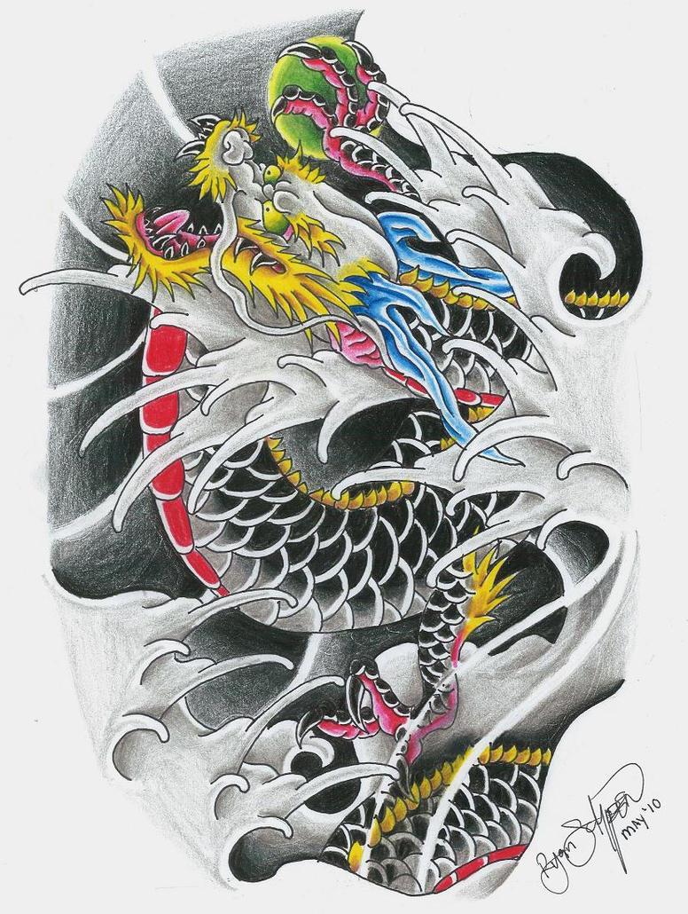 Dragon By Ryanschipper89 On DeviantArt