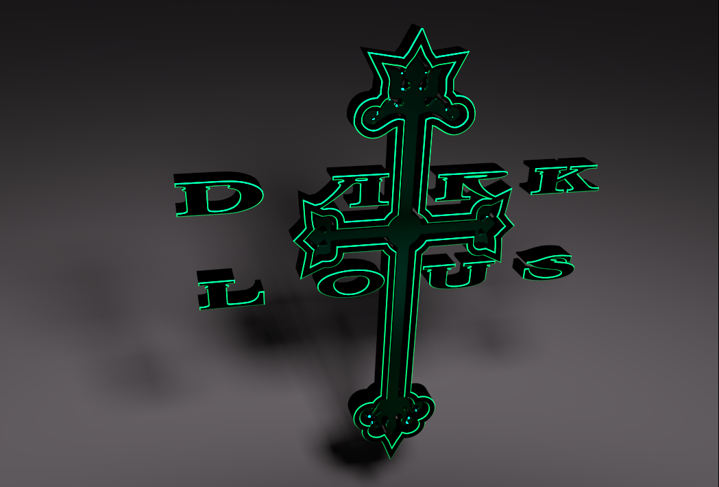 Dark Lotus Cross Dark lotus cross by