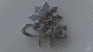 CME Logo render