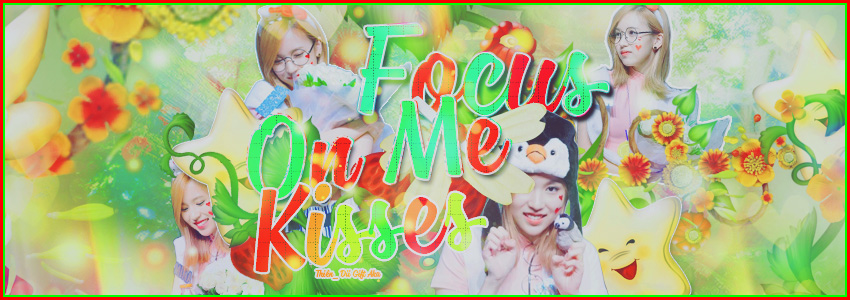 [06042017] Focus On Me Kisses - Mina by SakamakiVampire