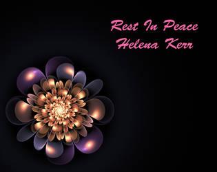 RIP Helena by mutequacky