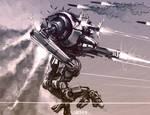 Mech Warrior - Uziel