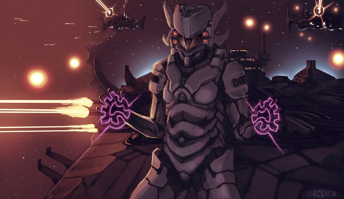 Defense Array by Shimmering-Sword