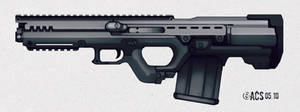 Ranger Adaptable Rifle