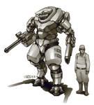 Power Armor - Chaosium