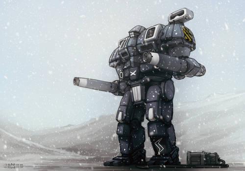 Mech Warrior - Devastator