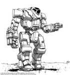 Battletech - Sarissa