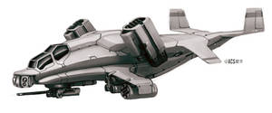 Transport Gunship