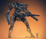 Epitome Of Armor - Mecha