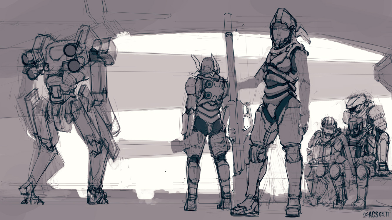 Standby Skies WIP2 by Shimmering-Sword