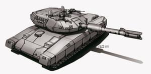 Commission - Main Battle Tank