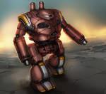 Mech Warrior - Grand Crusader
