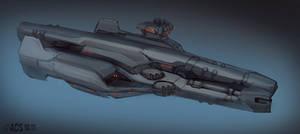 Ship Speed Paint