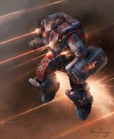 Battletech - Usling Assault