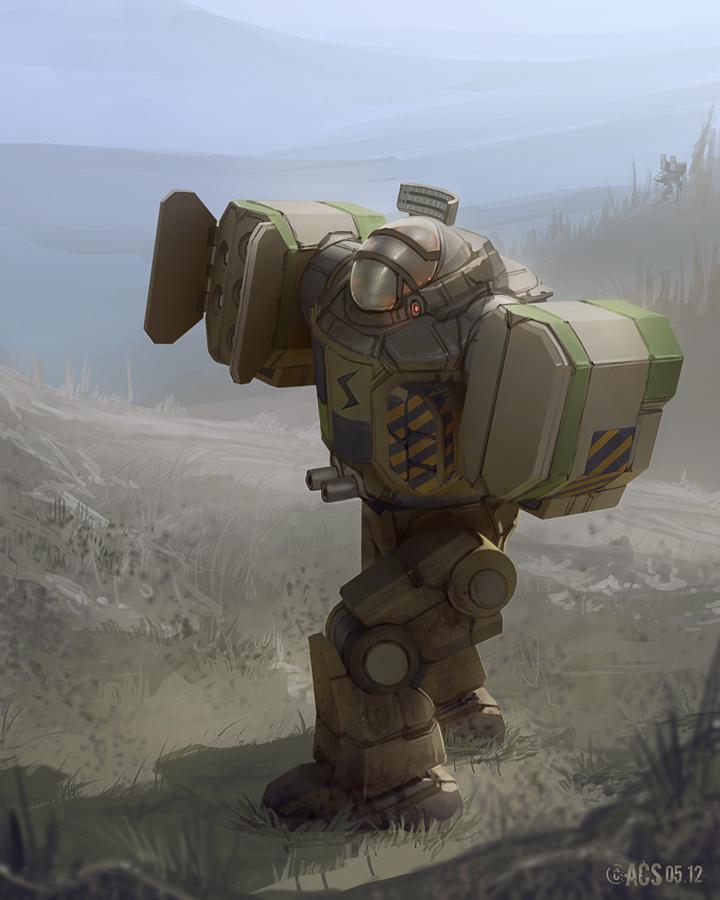 Battletech - Mackie by Shimmering-Sword