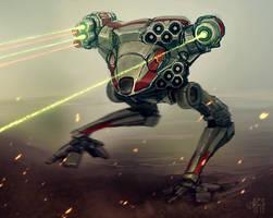 Battletech - Fire Falcon