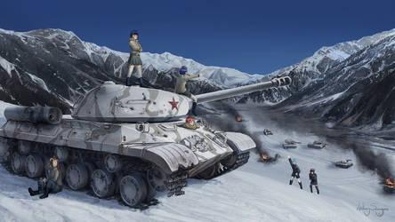 Commission - World of Tanks