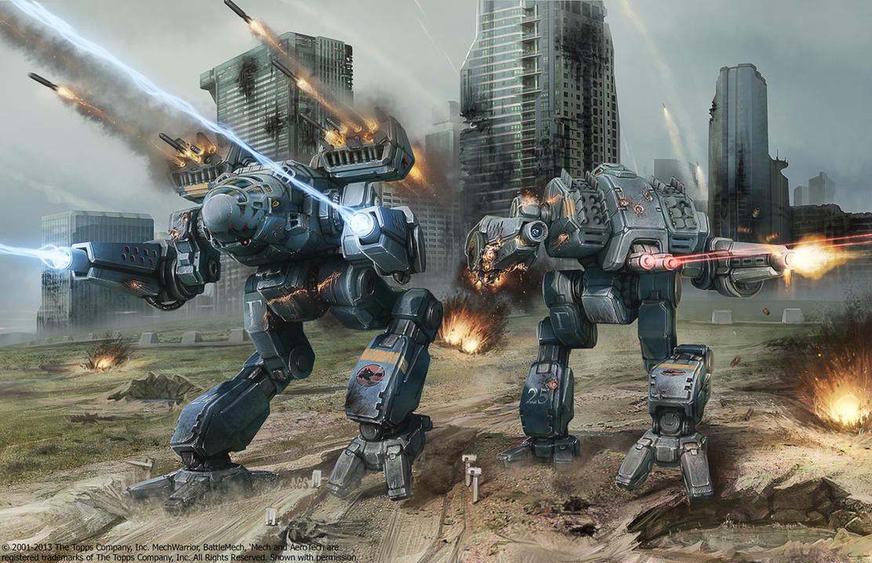 Battletech - TRO 3145 Mercenaries by Shimmering-Sword