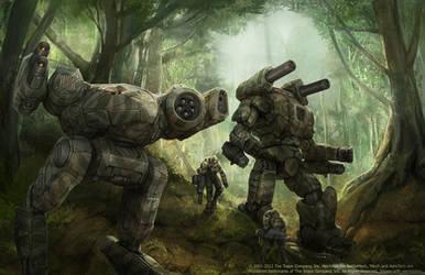 Battletech - TRO 3145 Liao