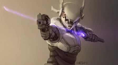 Elemental Perseverance by Shimmering-Sword