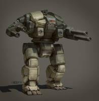 Battletech - Maus by Shimmering-Sword