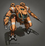 Contact - Submersible Exo Mech