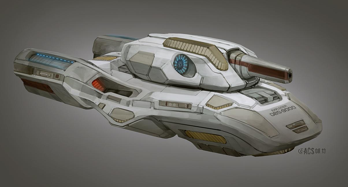 Commission - Star Trek Tank