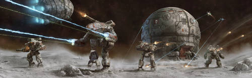 Battletech - Unseen Moon by Shimmering-Sword