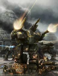 Battletech - Field Manual 3145 by Shimmering-Sword