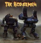 Battletech - The Horsemen