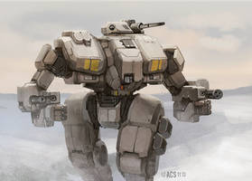 The Protectorate Wars Mechs by Shimmering-Sword