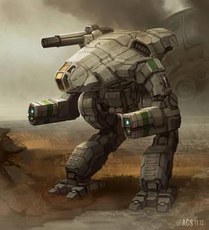 Battletech - MWO Marauder
