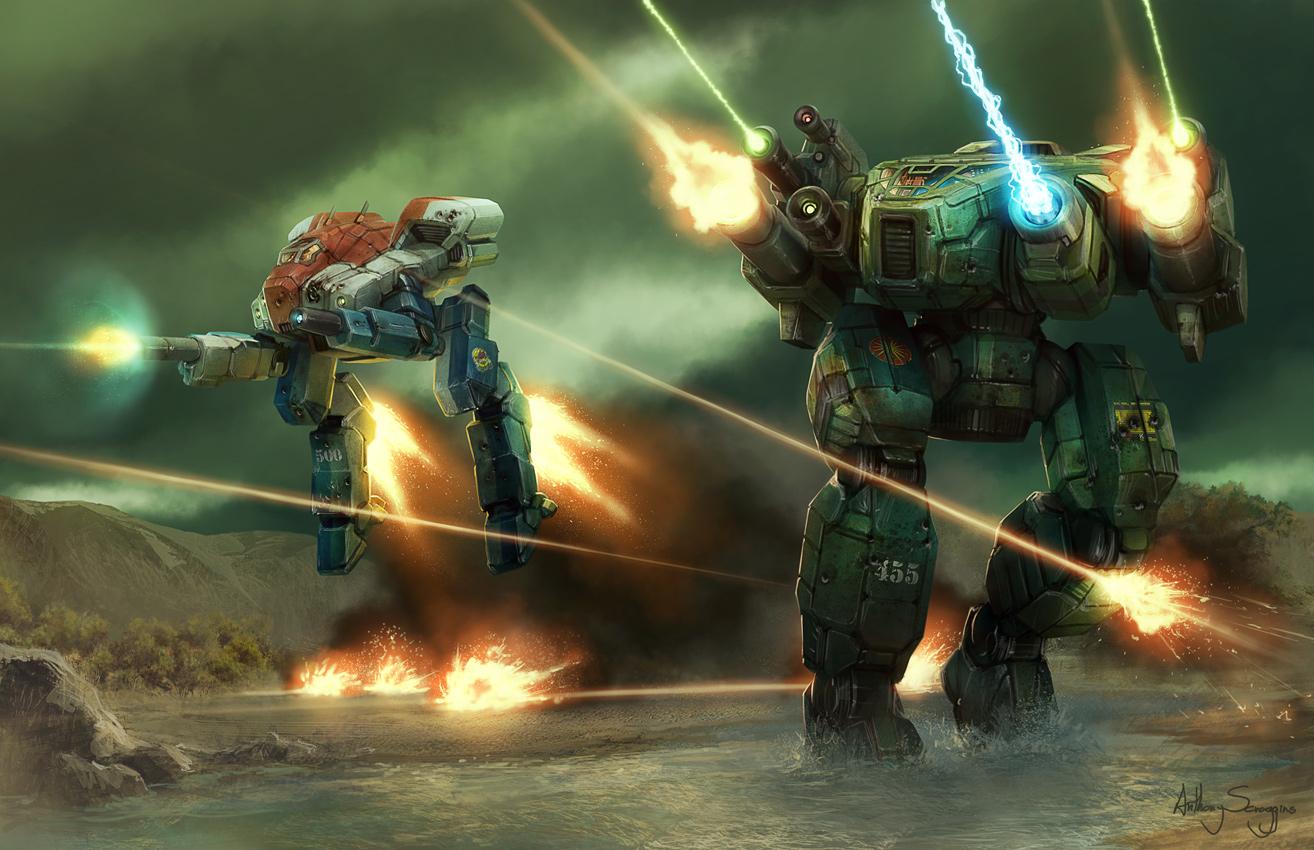 Battletech - Heavy Air