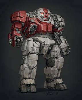 MechWarrior - B33F's Atlas