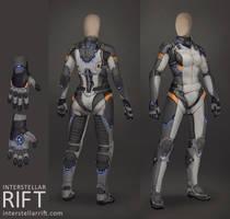Interstellar Rift - Undersuit